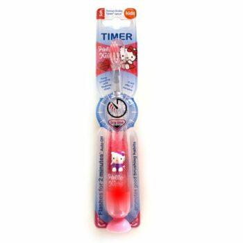 Cepillo Dientes Hello Kitty con LED