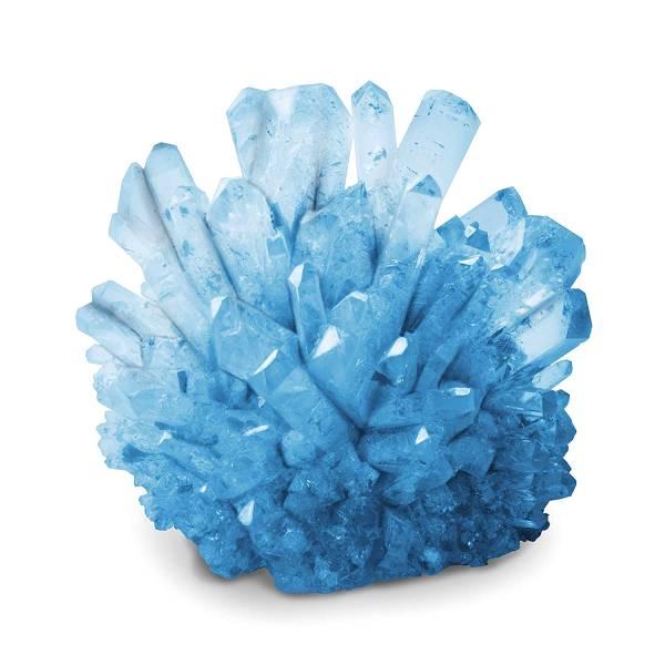 Cristales azules Nat Geo