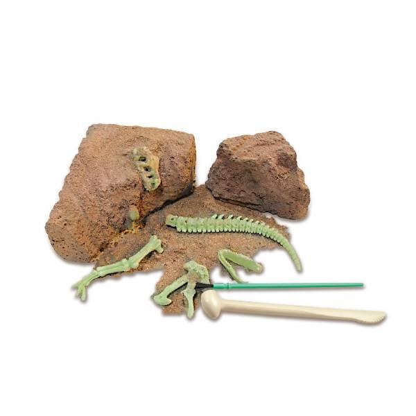 Dinosaurio arqueológico