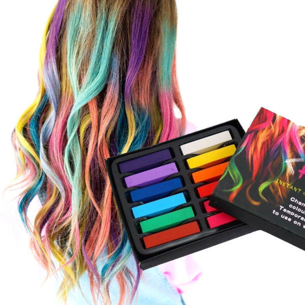 Tizas Hair Chalk para teñir