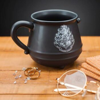 Taza Caldero Harry Potter