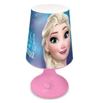 Lámpara Frozen Elsa
