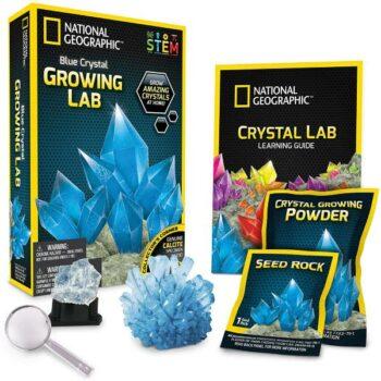 Nat Geo Laboratorio de Cristales
