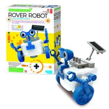 Roboto Híbrido energía