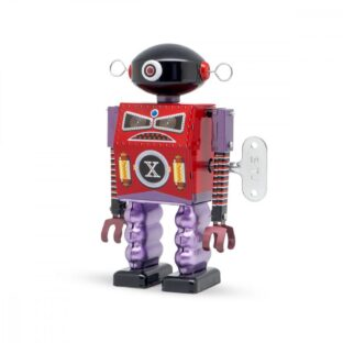 Robot de hojalata a cuerda