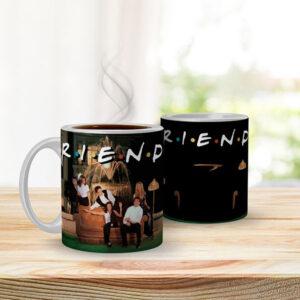 Taza Mágica Friends - Regalos para padres