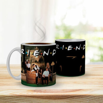 Taza Mágica Friends